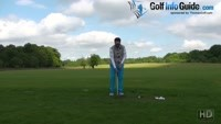 Will Straight Arms Stop Thin Golf Chip Shots Video - by PGA Instructor Peter Finch