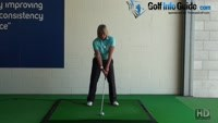 Women No Backswing Golf Drill Can Help Fix Your Downswing Video - by Natalie Adams