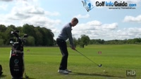 Working On Your Golf Down Swing Squat Video - by Pete Styles