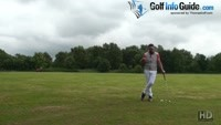 Wrist Hinge Is Essential In Green Side Golf Bunker Shots Video - by Peter Finch