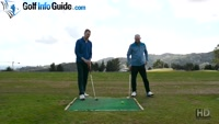 Wrist Impact Position Perfection - Video Lesson by PGA Pros Pete Styles and Matt Fryer