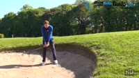 You're Right Hand Is Your Friend In Golf Bunkers Video - by Pete Styles