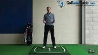 Bowed Left Wrist to Square Clubface - Golf Tip Video - by Pete Styles