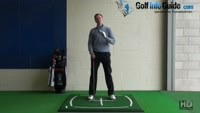 Golfer Ernie Els, Big Muscles Power Effortless Golf Swing Video - by Pete Styles