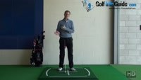 How can I hit my iron shots lower? Video - by Pete Styles