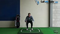 How to Start Downswing Before Finishing Back Swing, Golf Tip Video - by Pete Styles