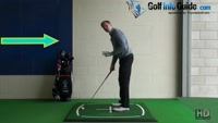 Lower Hands to Hit a Draw - Golf Tip Video - by Pete Styles