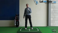 Practice with Wide Stance for Short, Powerful Backswing Video - by Pete Styles
