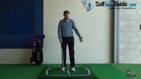 How do you hit a shot from a fairway divot? Video - by Pete Styles