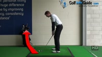 Golf Drill Tip: Irons flying too high - Cutting Video - by Pete Styles