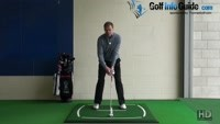 Shoulders Under Chin for Proper Golf Swing Rotation Video - by Pete Styles