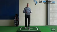 Swing Left to Hit the Ball Straight - Golf Tip Video - by Pete Styles