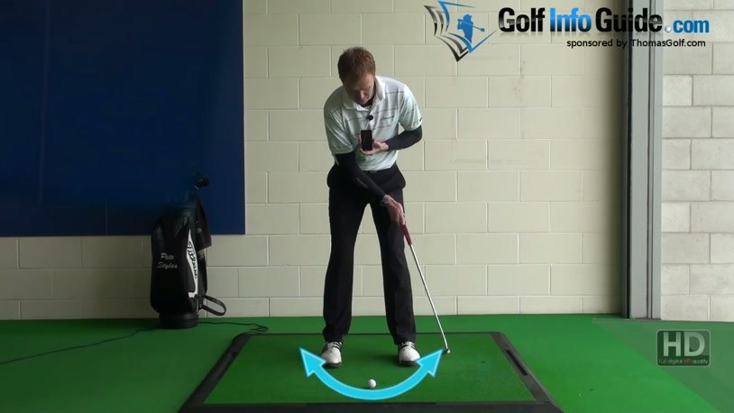 What is a smooth putting stroke golf drill 4 75 BPM metronome (Video) -  Lesson by PGA Pro Pete Styles