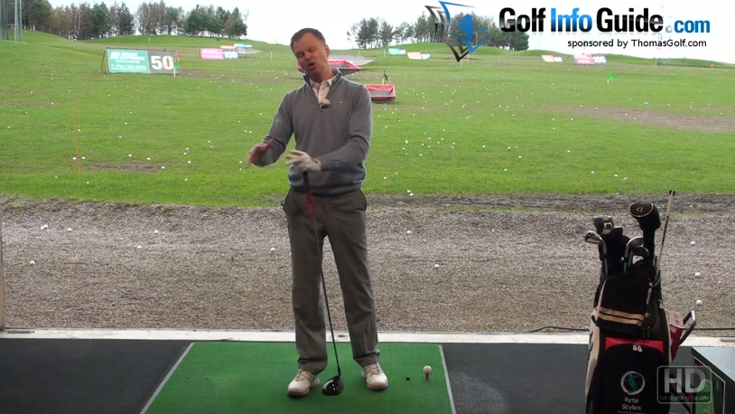 Avoid The Temptation To Rush In Your Golf Swing Transition (Video) - by  Pete Styles
