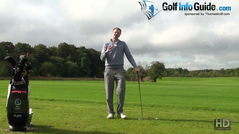 Calculating Your Correct Yardage On The Golf Course (Video) - by Pete Styles