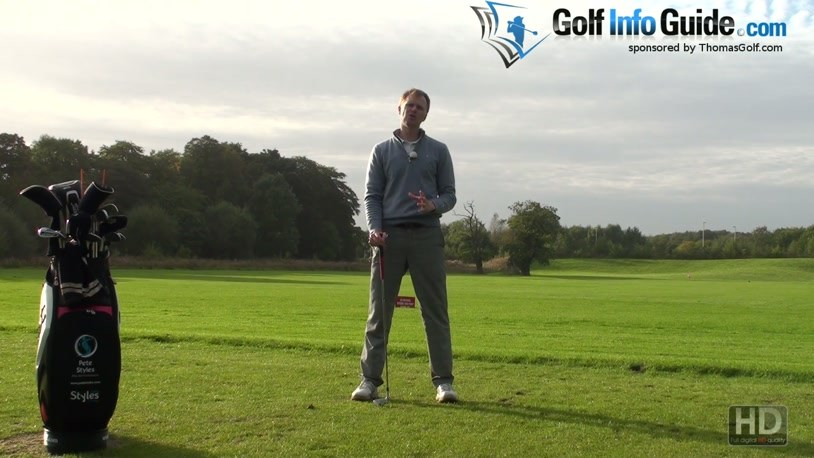 Feeling Smooth In Your Golf Swing Video By Pete Styles