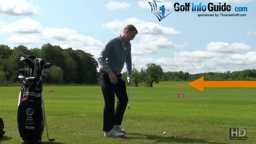 Fixing Common Golf Swing Hip Problems (Video) - by Pete Styles