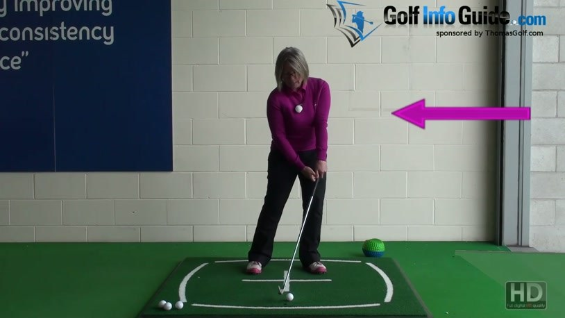 Should I Extend My Arms Through Impact In My Golf Swing? (Video) - by  Natalie Adams