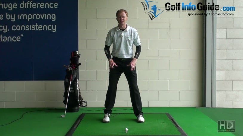 Golf Swing Tip: Weight Transfer from Start to Finish (Video) - by Pete  Styles