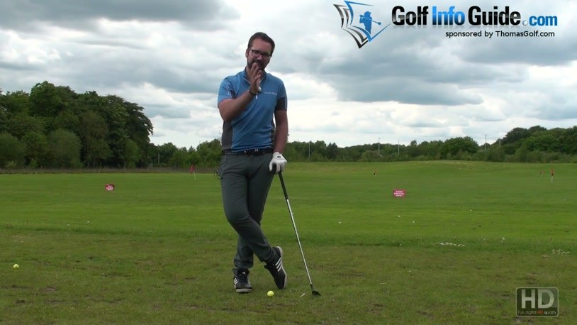 How To Make An Upright Golf Swing (Video) - by Peter Finch