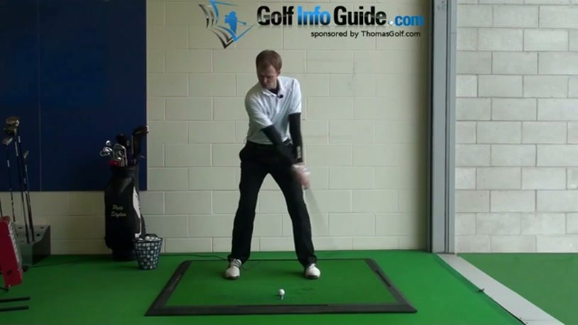 How to Trigger the Downswing, Golf (Video) - by Pete Styles