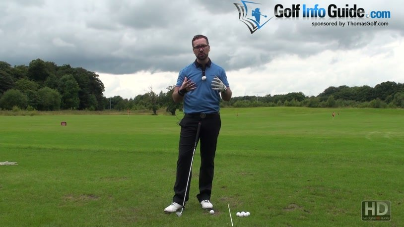 Keep Golf Swing Smooth To Relax The Arms Video By Peter Finch