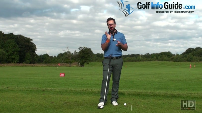Keep The Right Hand Relaxed To Encourage A Late Release Golf