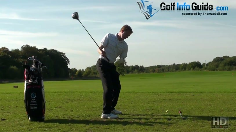 Lead With Your Left Shoulder To Start The Golf Swing (Video) - by Pete  Styles