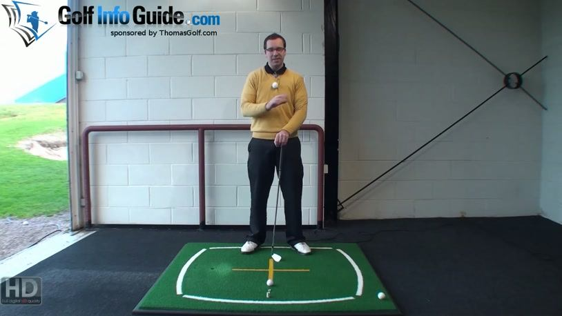 Left Hand Golf Tip: Use a Stronger Grip to Help Correct your Slice (Video)