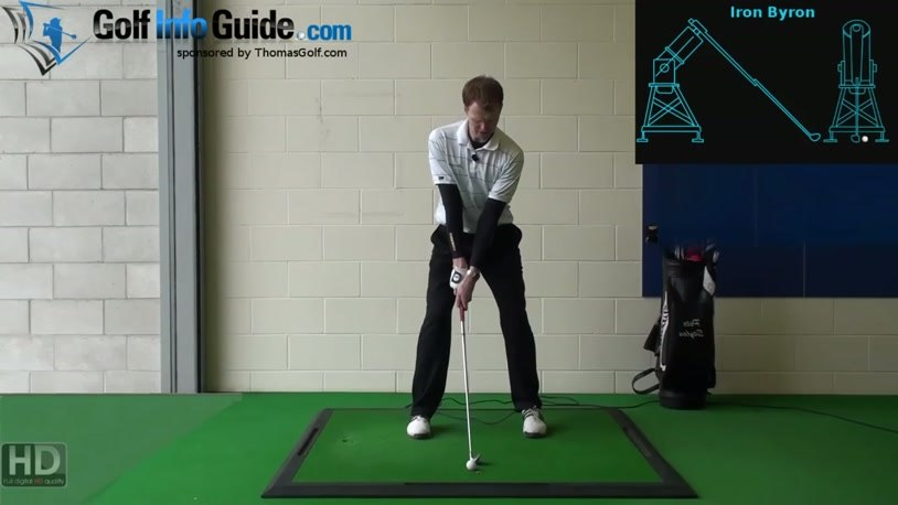 Left Handed Golf Tip Mechanics Of A Connected Golf Swing Video