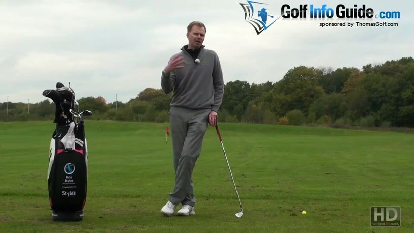 Mastering The Role Of The Right Arm In The Golf Swing (Video) - by Pete  Styles