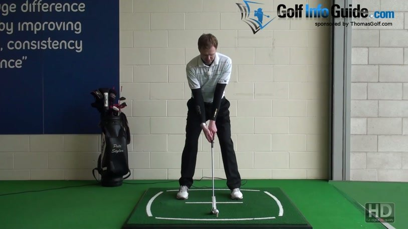 On The Back Swing Should The Hip Turn Or Shoulder Turn First In The Golf  Swing Golf Tip (Video) - by Pete Styles