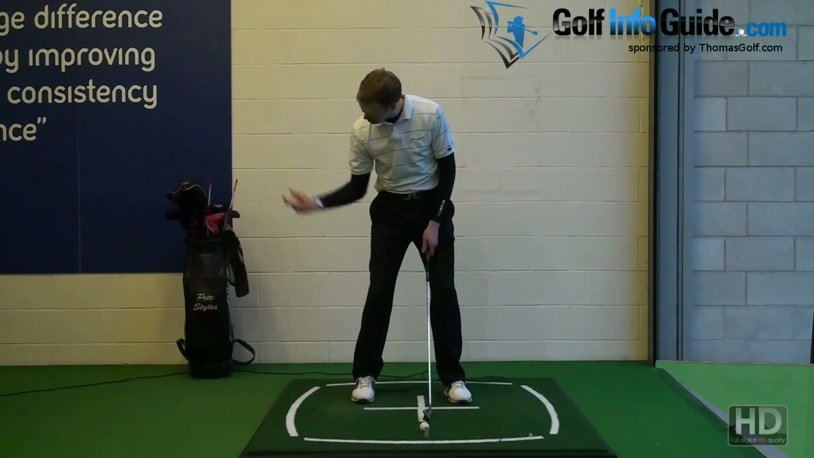 Right Hand Too Dominant Golf Swing Cause And Cure Golf Tip (Video) - by  Pete Styles