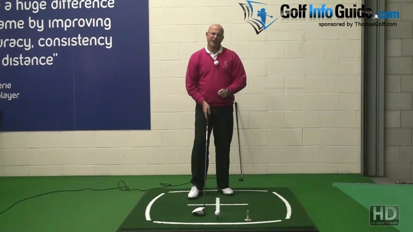 Senior Two-Tee Golf Drill To Help Increase Driver Distance (Video) - by  Dean Butler