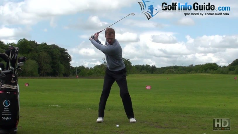 The Perfect Timing For Your Hip Turn In Your Golf Downswing (Video) - by  Pete Styles