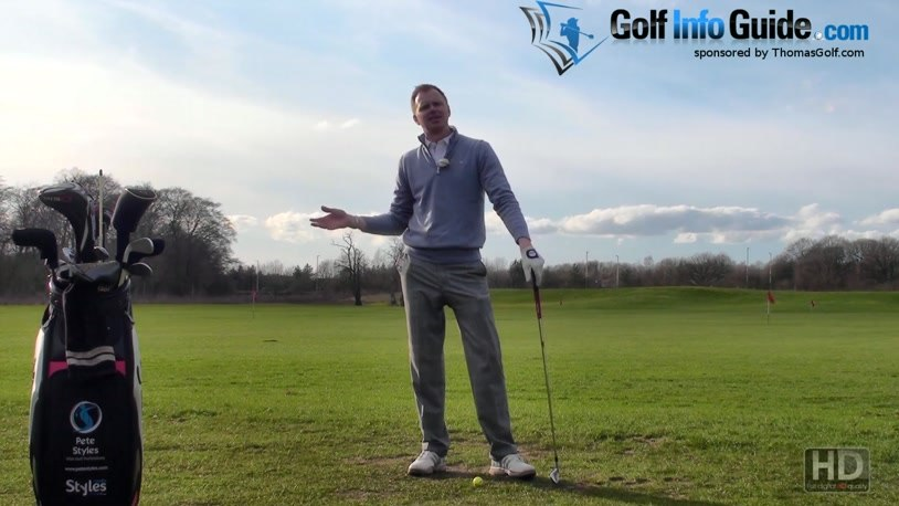 Turn Your Hips To Create An Unstoppable Force In Your Golf Swing (Video) -  by Pete Styles