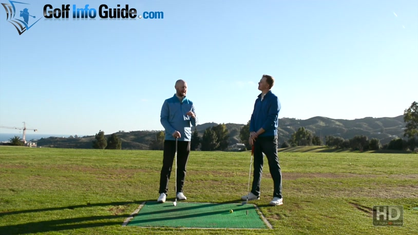 What Is A Hip Bump And Should I Do It - (Video) Lesson by PGA Pros Pete  Styles and Matt Fryer