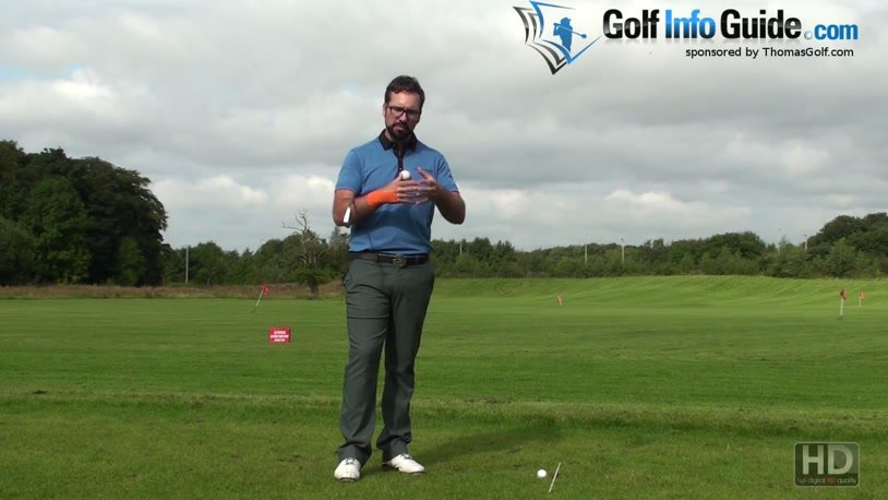 What Is Swinging The Handle Golf Swing Teaching Video By Peter Finch