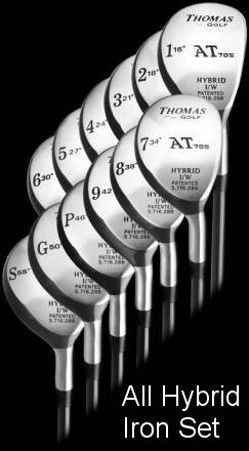 Reasons to Try Hybrid Golf Clubs