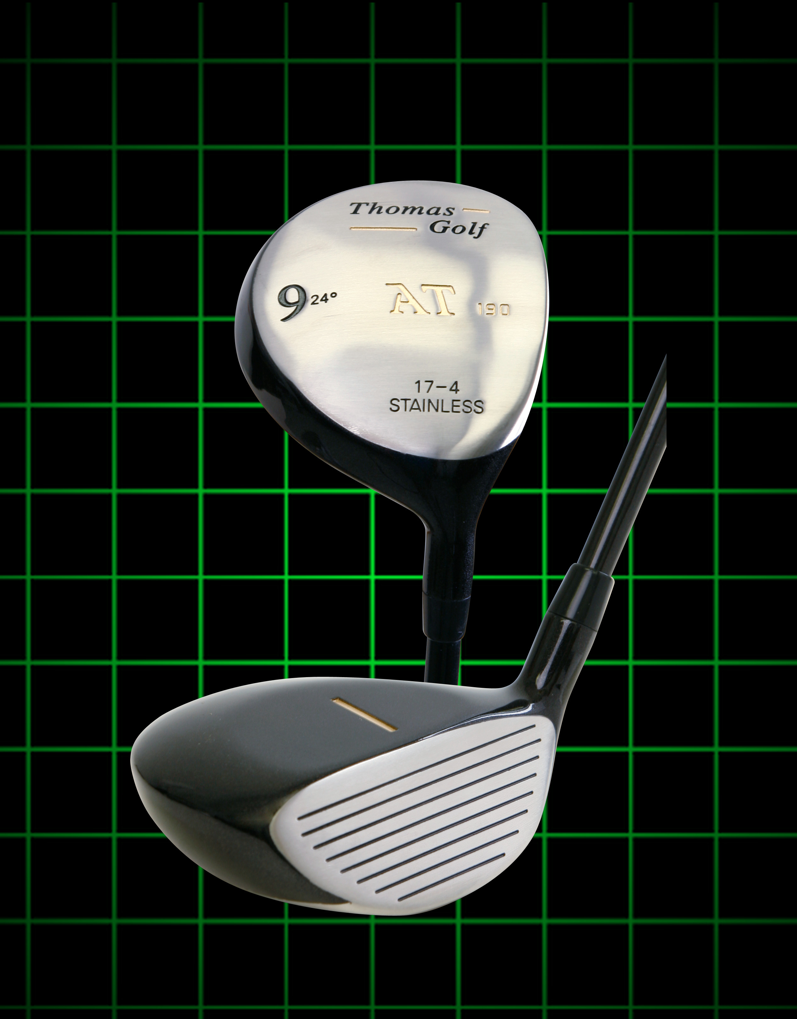 A Number 9 Fairway Wood
