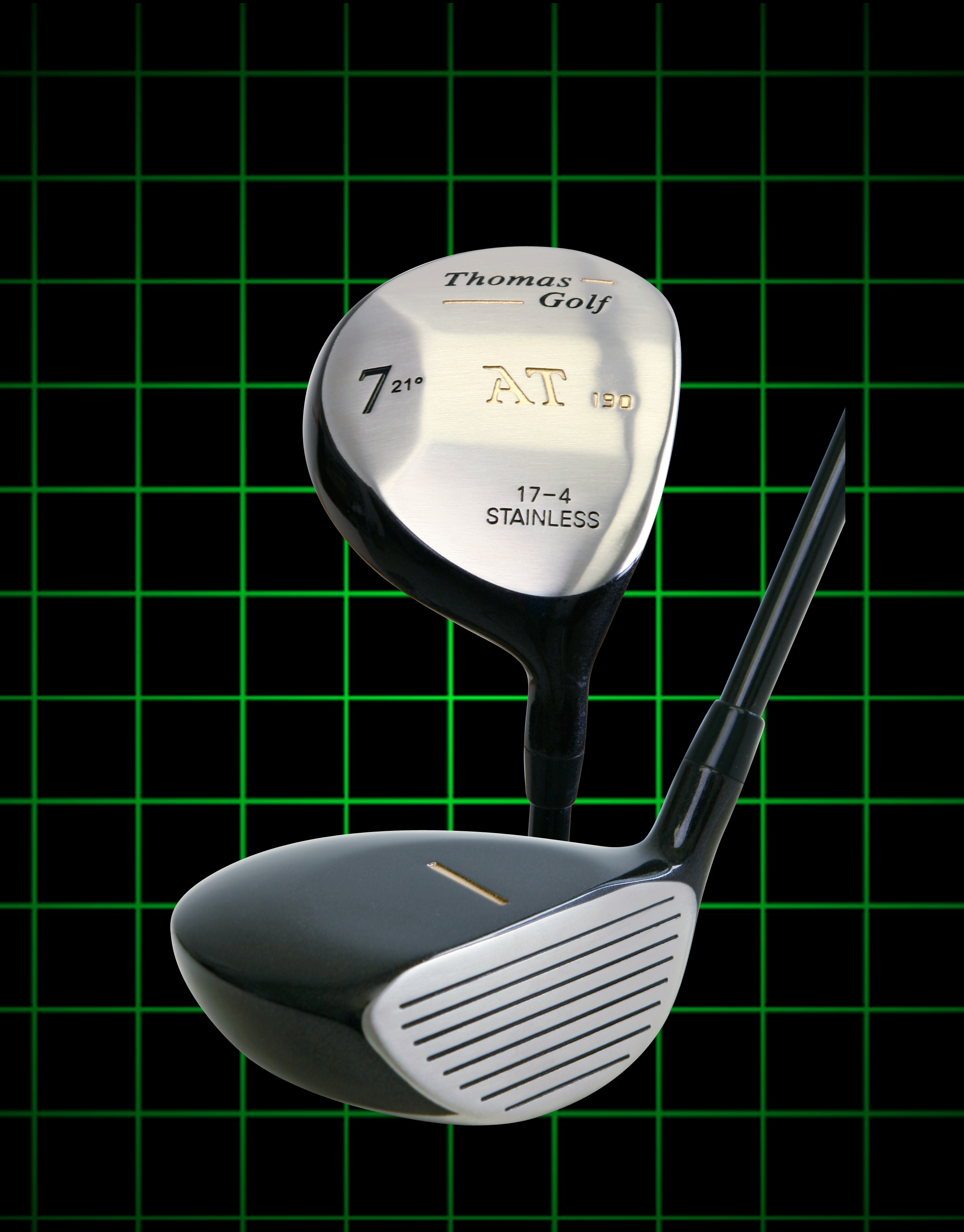Fairway Strong 7 Wood
