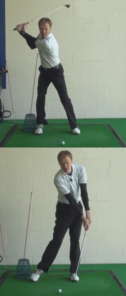 How to Create Consistent Ball-Striking Golf Swing 4
