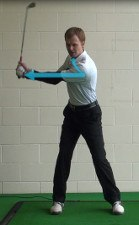 Proper Golf Swing Sequence 1