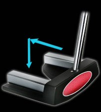 face balanced putter