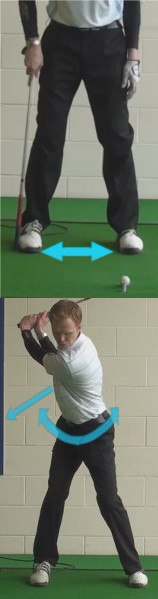 Get Hip to Proper Golf Swing Rotation 2