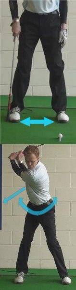 Get Hip to Proper Golf Swing Rotation 2