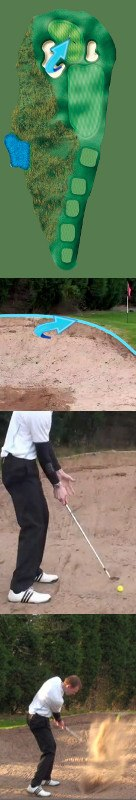 How to Hit From a Fairway Bunker, Golf Tip