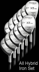Hybrids a Good Short Iron Alternative for Some Golfers 1