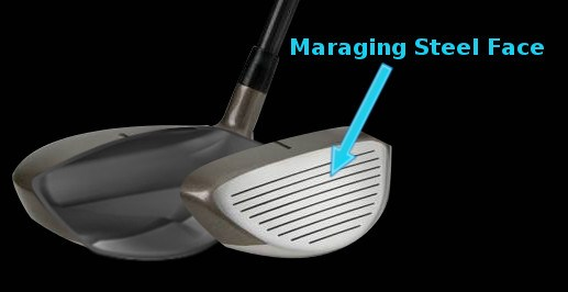 Maraging Steel Used to Make Golf Clubs