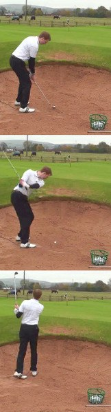 Mastering the Greenside Bunker Shot